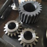 helical gear making
